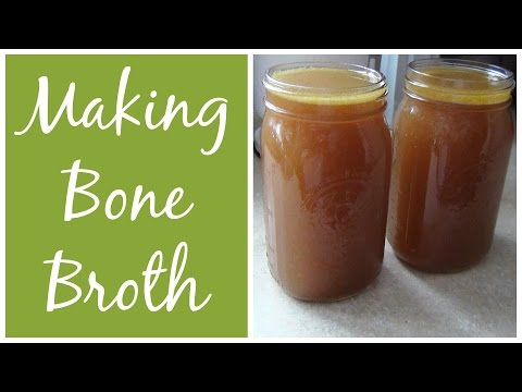 How To Make Chicken Bone Broth In A Slow Cooker