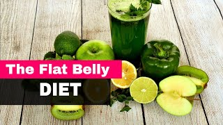 Diets - The Flat Belly Diet - The Look Good Naked diet