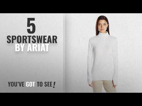 Top 10 Ariat Sportswear [2018]: Ariat Women's Lowell 1/4 Zip