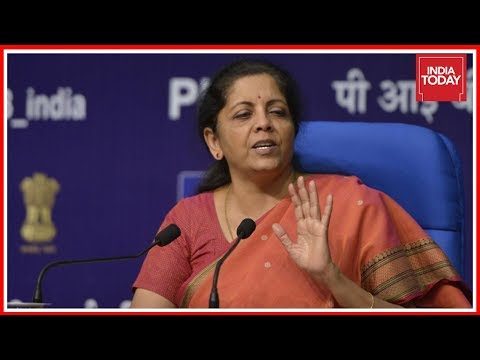 Defence Min, Nirmala Sitharaman's Fierce Attack On Pakistan | India First