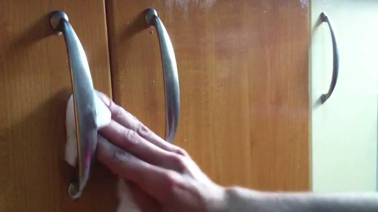 Consejos para el hogar cmo limpiar muebles de la cocina  consejos para limpiar muebles  YouTube