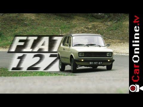 Foram feitos MILHÃ•ES destes | FIAT 127 [Review Portugal]