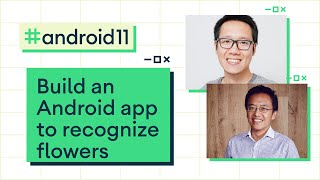 Build an Android app to recognize flowers
