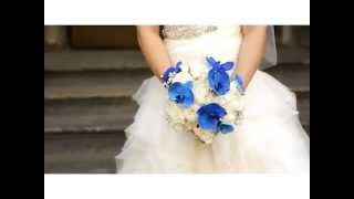 Lflora.com тизер оформления свадьбы Анны и Евгения