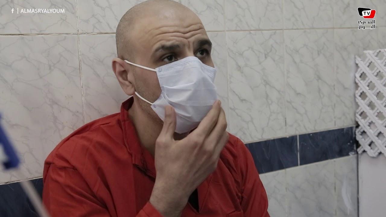 لقاء مع متهم ينتظر عقوبة الإعدام في سجن طرة.. ويروي قصة محاولة هروب عدد من المتهمين  - 12:59-2021 / 1 / 18