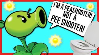 Every PLANTS VS ZOMBIES Character In A Nutshell! (Plants)
