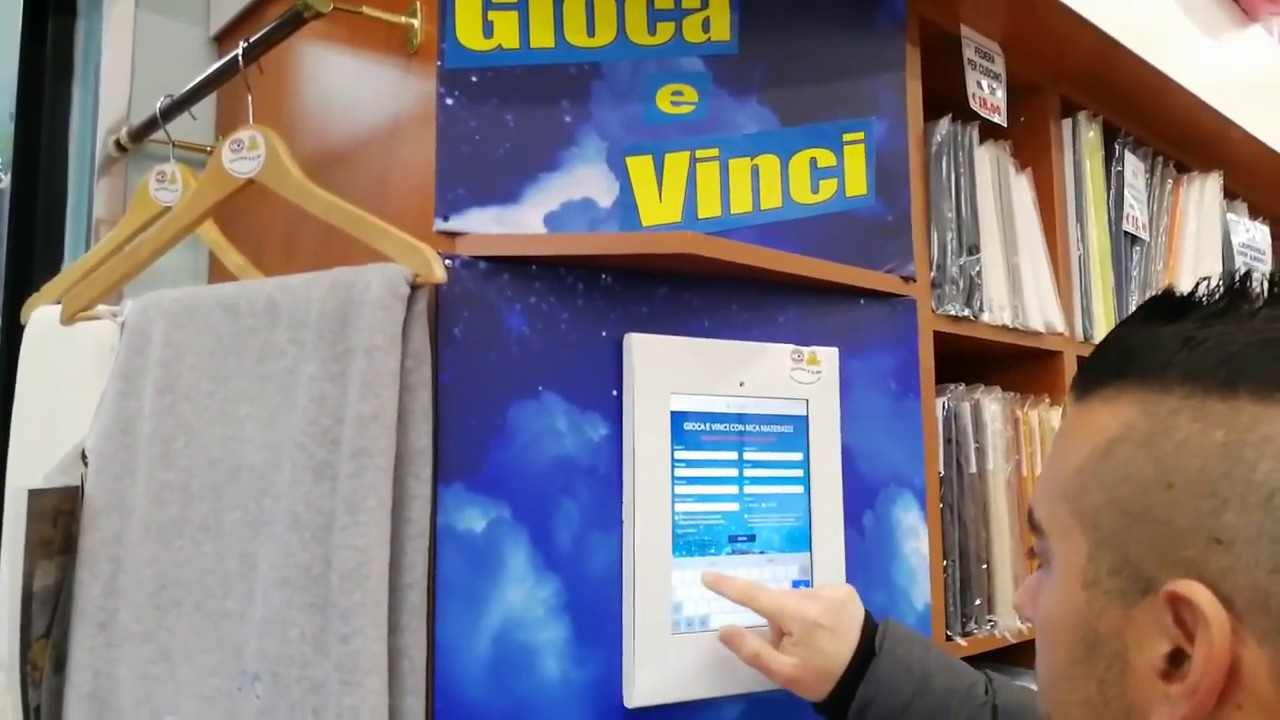 Mca Materassi Milano.Instant Win Nel Megastore Di Mca Materassi Di Milano Youtube