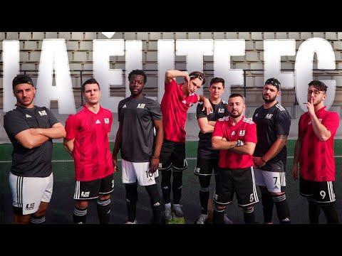 HA NACIDO LA ELITE FC !!