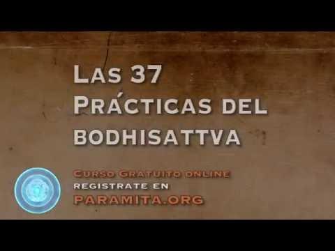 Las 37 Prácticas del Bodhisattva