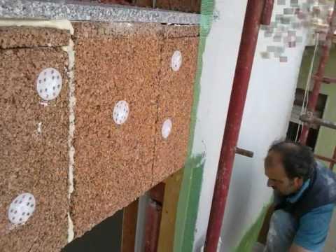 Isolamento Termico A Cappotto In Sughero