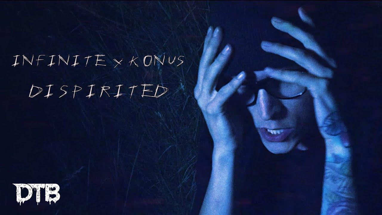 INF1N1TE & KONUS - DISPIRITED (OFFICIAL MUSIC VIDEO)
