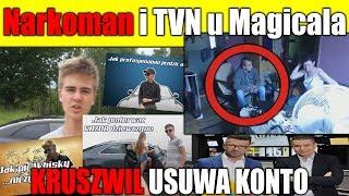 TVN i Groźny przestępca u DANIELA - Kruszwil Usunięty z YouTube!