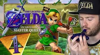 The Legend of Zelda Ocarina of Time 3D Master Quest