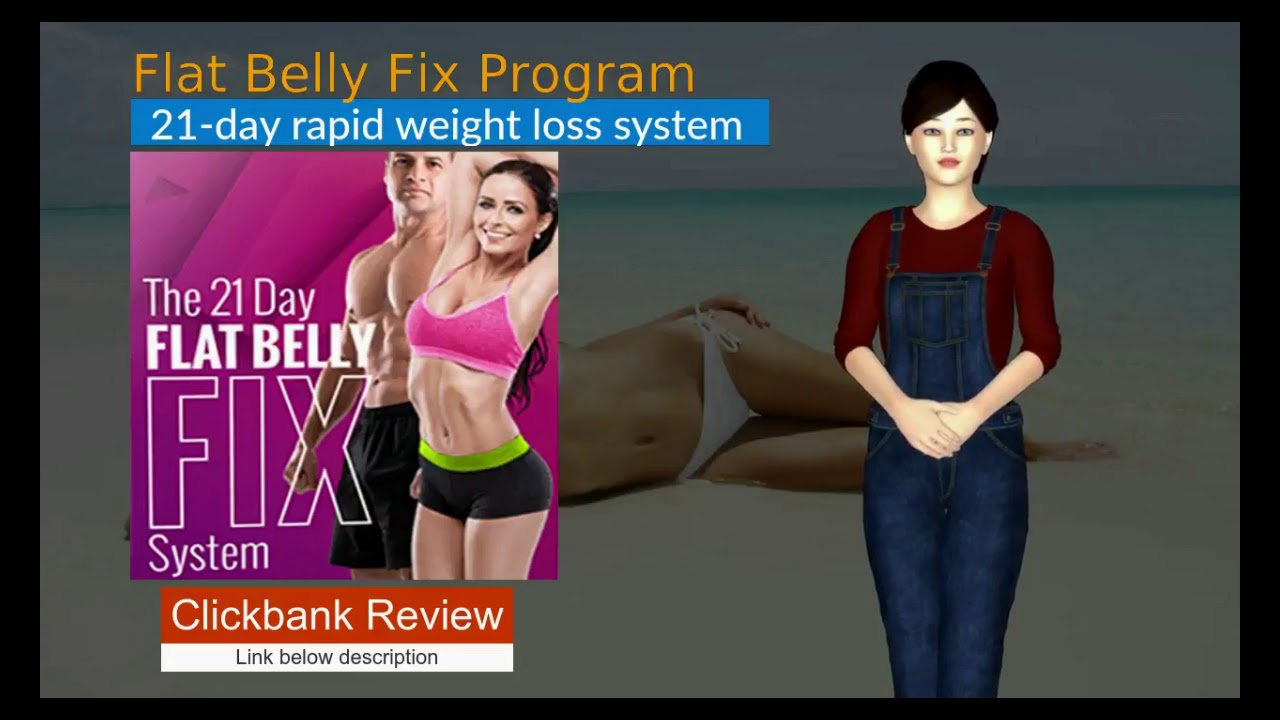 21 Days Flat Belly Fix Review Don't Buy This Program Before Watch This Video