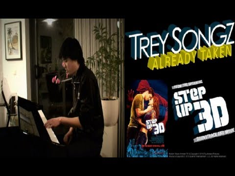 Already Taken - Trey Songz (Step Up 3D Soundtrack) Piano Cover