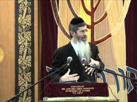 Brooklyn Tefillah Symposium: Rabbi Dovid Goldwasser