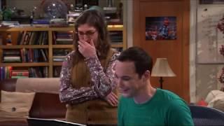 Теория большого взрыва, смешные моменты(9 сезон)