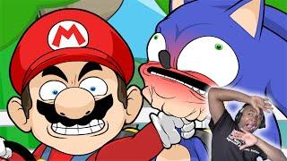 SUPER MARIO INDUCED RAGE....EVERYBODY DOUGIE!!!! - Unfair Mario