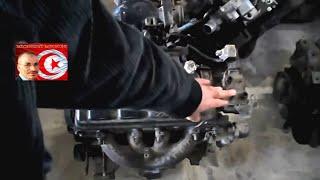 Apprenez les étapes du moteur peugeot 205 Junior évolution   تعلم مراحل تطور محرك جونيور