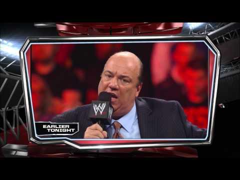 WWE Monday Night Raw En Espanol - Monday, March 11, 2013
