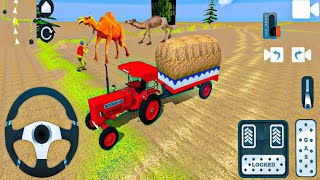 New Indian tractor Simulation game play part#15 Android GamePlay for Android kids game screenshot 5