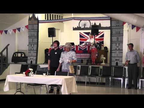 A Royal Square Dance Event
