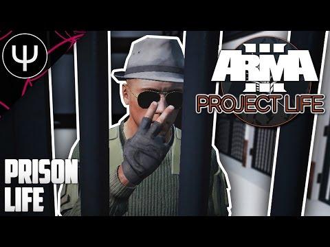 ARMA 3: Project Life Mod — Prison Life!