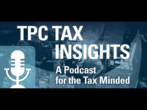 International Tax Structuring with Eric Ryan, Of Counsel at DLA Piper and Tax Professor