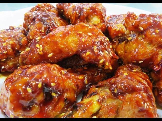 Resepi Spicy Korean Chicken Youtube