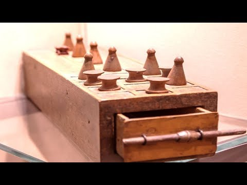 Archaeologists Have Discovered An Ancient Egyptian Board Game To Contact The Other Side |