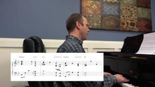 Reharmonization: Away in a Manger (Greg Howlett)