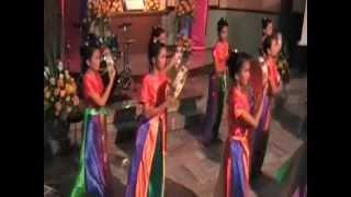 General Trias Unida Anniv Videos 2012 - Tambouriners