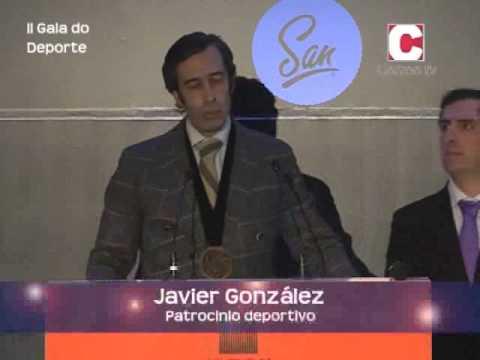 II Segunda Gala do Deporte de Santiago