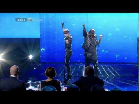 HD X Factor Nicoline Simone og Jean Michel - Liveshow4, Primal Scream vs Depeche Mode/PJ Harvey