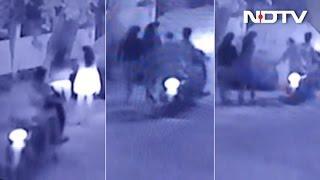 Bengaluru Woman Groped By Biker, Shows CCTV Footage
