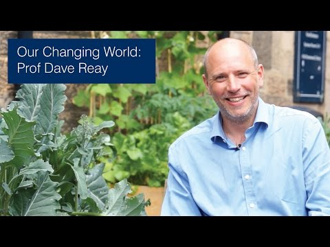 Professor Dave Reay: Climate-smart food