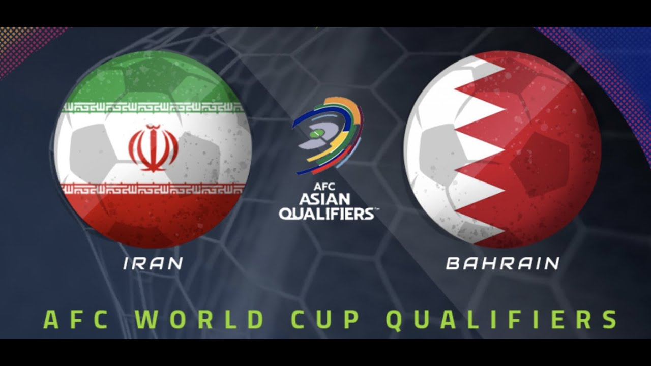 Iran vs. Bahrain Highlights - Goals Only - World Cup Qualifiers - June 7, 2021