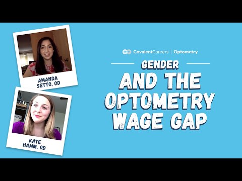 Gender and the Optometry Wage Gap | CovalentCareers