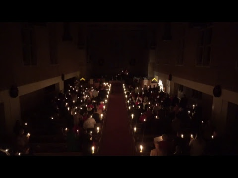 Second Presbyterian Church - Christmas Eve Candlelight Service 2018