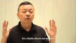 Liu Ye and His Bamboo Painting