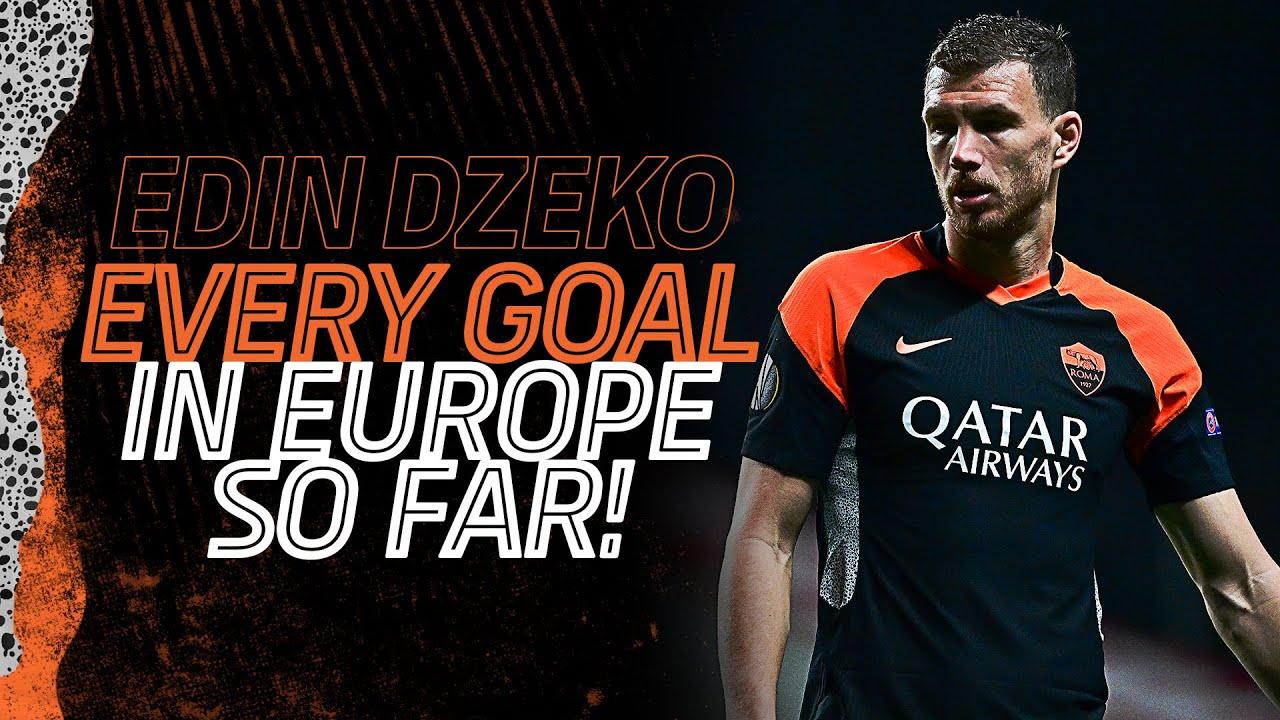 Download EDIN DZEKO   EVERY GOAL IN EUROPE SO FAR!
