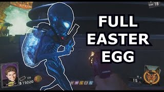 Full Easter Egg Zombies In Spaceland
