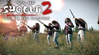 Total War Shogun 2 Fall of the Samurai : Chaos Riders Tournament Video 4