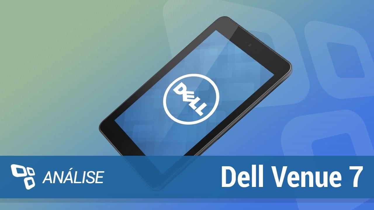 Dell Venue 7 Analise