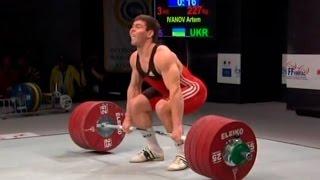 2011 World Weightlifting Championships, Men 94 kg \ Тяжелая Атлетика. Чемпионат Мира