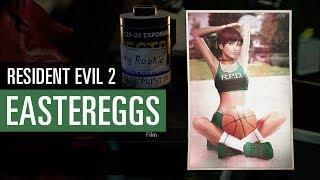 Resident Evil 2 Remake | Die besten Easter Eggs