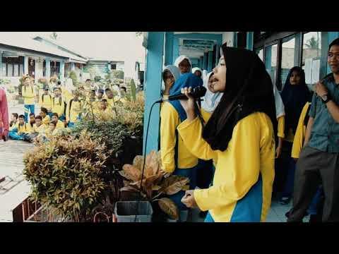 Hari Kreativitas Siswa SMPN 20 Padang