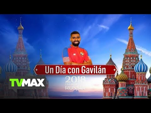 """Un día con Gabriel """"Gavilan""""  Gómez"""