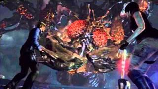 Resident Evil 6 OST - Mutated Derek Simmons IV(Leon Final Boss)