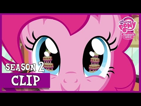 The Cakes In Competition (MMMystery On The Friendship Express) | MLP: FiM [HD]